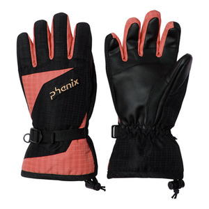 아동스키장갑 1718 PHENIX Demonstration Boy's Gloves RD