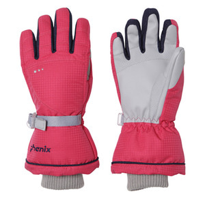 아동 스키장갑 1718 PHENIX Snow Crystal Girl's Gloves MA