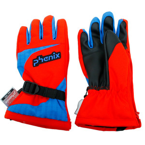 아동스키장갑 PHENIX Demonstration Kid's Gloves RD