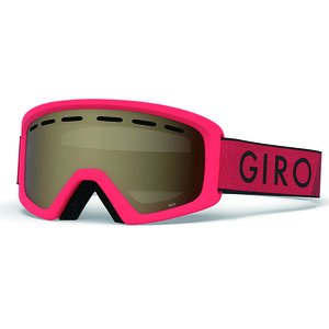 아동스키고글 1819 GIRO REV RED/BLACK ZOOM