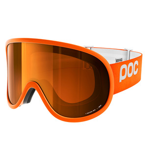 POC Retina BIG 스키고글 Orange No Mir