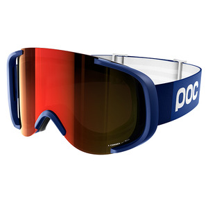 POC 고글 Cornea Blue Red Mirr