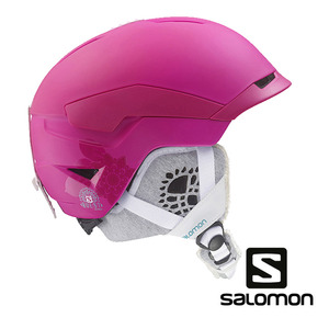 살로몬 스키헬멧 SALOMON QUEST ACCESS W MAGENTA