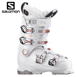 여성 스키부츠 1718 SALOMON X PRO Custom Heat W WH/CO