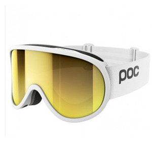 스키고글 1819 POC RETINA Clarity White / Gold