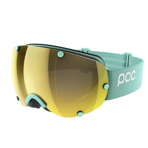 스키고글 1819 POC Lobes Clarity T-Blue / Gold