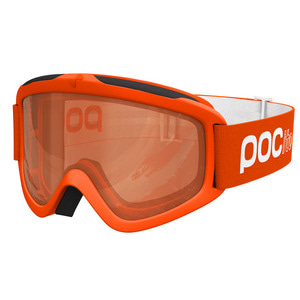 스키고글 1819 POC POCito Iris Fluorescent Orange