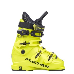 피셔 스키부츠 1819 FISCHER RC4 70 JR YELLOW/YELLOW