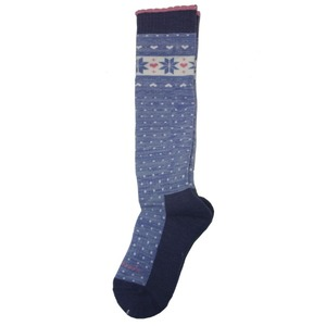 아동스키양말 1819 PHENIX Snow Crystal Girl Sock LB