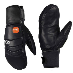1819 POC SUPER PALM COMP JR MITTEN BK 아동 스키장갑