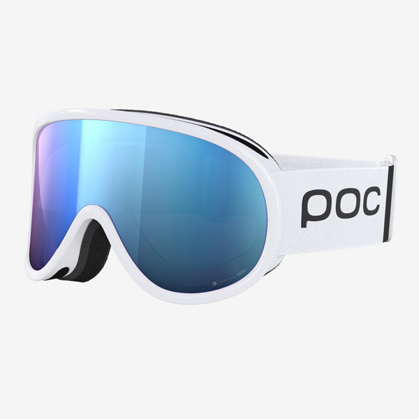 스키고글 1920 POC RETINA Clarity Comp White/Blue