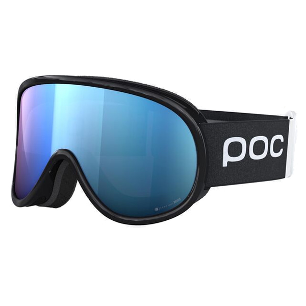 스키고글 1920 POC RETINA Clarity Comp Black/Blue