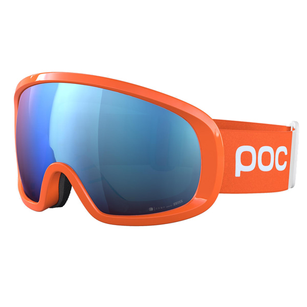 POC고글 1920 POC Fovea Mid Clarity Comp ORANGE/BL