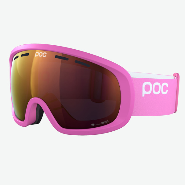 스키고글 1920 POC Fovea Mid Clarity Pink/Orange