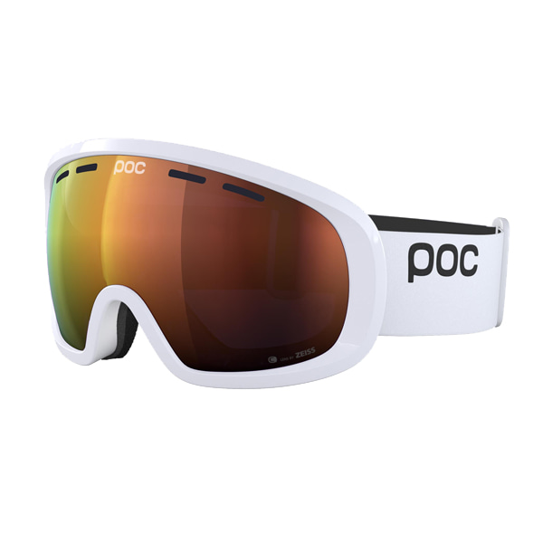 스키고글 1920 POC Fovea Mid Clarity White/Orange