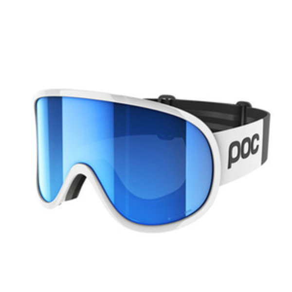 스키고글 1920 POC Retina Big Clarity Comp White/blue