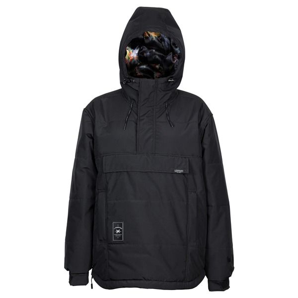 2021 L1 여자 보드복 SNOWBLIND JACKET BLACK