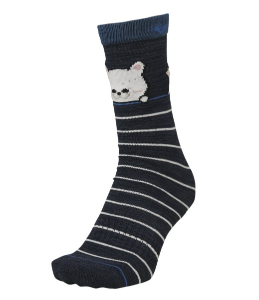 미즈노 아동스키양말 2021 BREATH THERMO KIDS ANIMAL SOCKS 14