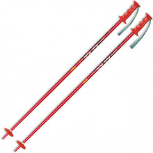 아동스키폴 SINANO PAIR POLE RED