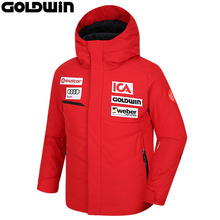 골드윈 아동 스키복 1617 GOLDWIN JUNIOR PERFORMANCE DOWN JACKET RED