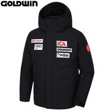 골드윈 아동 스키복 1617 GOLDWIN JUNIOR PERFORMANCE DOWN JACKET BLK