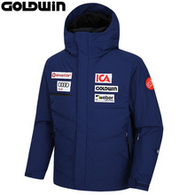 골드윈 아동 스키복 1617 GOLDWIN JUNIOR PERFORMANCE DOWN JACKET NAV
