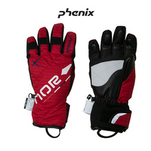 아동 스키장갑 1617 PHENIX Functional Boy's Gloves RD