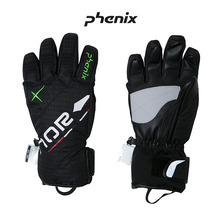아동 스키장갑 1617 PHENIX Functional Boy's Gloves BK