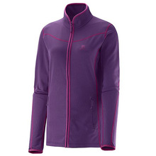 살로몬 스키복 1516 SALOMON ATLANTIS FULL ZIP W COSMIC PURPLE