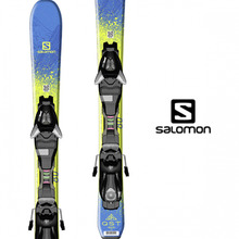 살로몬 어린이스키 1617 SALOMON QST MAX JR XS + EZY 5