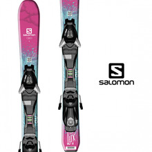 살로몬 어린이스키 1617 SALOMON QST LUX JR XS + EZY 5