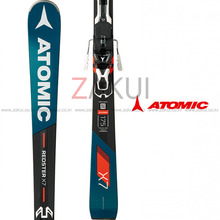 아토믹 레드스터 스키 1718 ATOMIC REDSTER X7 + M XT 12 Black/Orange