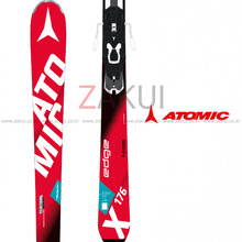 아토믹 레드스터 스키 1718 ATOMIC REDSTER EDGE X + M XT 12 AW