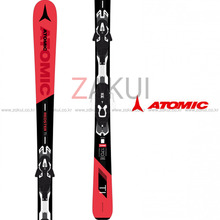 아토믹 레드스터 스키 1718 ATOMIC REDSTER Ti XT + M XT 12 Black/White