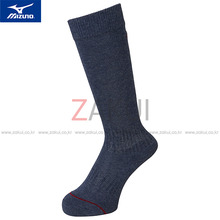 미즈노 아동 스키양말 1718 MIZUNO BREATH THERMO LONG SOCKS JR 14