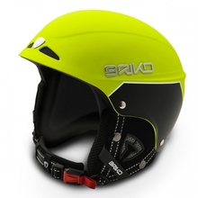 스키헬멧 BRIKO SNOWY-MATT YELLOW FLUO MATT BLACK