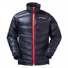 스키복 미들러 PHENIX Fomula Down Jacket BK