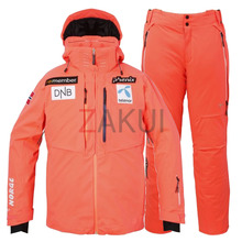 피닉스 스키복 1718 PHENIX Norway Team Jacket +Norway Team Full Zipped Pants FOR