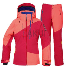여자스키복 1718 PHENIX DEMO TEAM WOMEN'S SKI WEAR SET MAOR