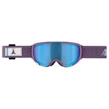 어린이 스키고글 ATOMIC SAVOR2 S PURPLE/MID BLUE ML