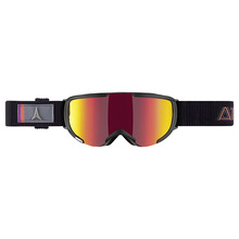 아토믹스키고글 ATOMIC SAVOR3 S BLACK/RED ML+XLENS