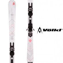 여자스키 VOLKL Flair 75 +4Motion 10.0 Lady black