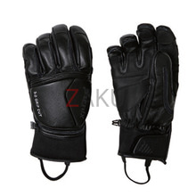 스키장갑 1718 PHENIX FORMULA LEATHER GLOVE-BK