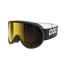 POC 스키고글 1718 Retina Black Gold Mirr.
