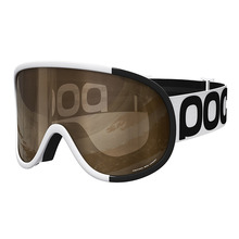 POC고글 POC Retina BIG Comp White/Brown 스키고글