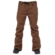 엘원보드복 L1 SLIM CHINO PANTS COFFEE