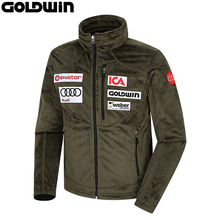 골드윈 스키복 미들러 1617 GOLDWIN TEAM FLEECE JACKET-OLV