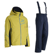 미즈노 아동 스키복 1718 MIZUNO SNOW GEAR JR. SUITS (N-XT) 44