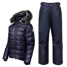 아동스키복 1718 DESCENTE D8-2543 DNT JACKET + D8-2127 PANT