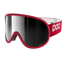 POC스키고글 1718 POC Retina BIG Red/Silver